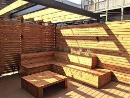 Building Patios by Deck Storage Bench Ideas Diy Building Patio Design For Furniture