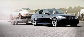 towing with bmw x5 bmw bild of the day m5 tow vehicle