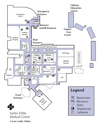 sutter delta medical center maps and directions