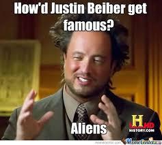 Famous Internet Memes - how justin beiber got famous by xxdexterxx meme center