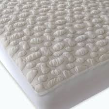 Dust Mite Crib Mattress Cover The Mattress Pad Cover From 40 Winks Provides A Protective Barrier