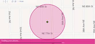 find location of phone number on map windows phone 8 map your phone s location