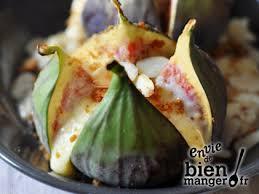 cuisiner les figues la figue dans tous ses états envie de bien manger