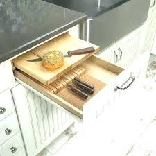 organisateur de tiroir cuisine organisateur tiroir cuisine range couverts taclescopique en bambou