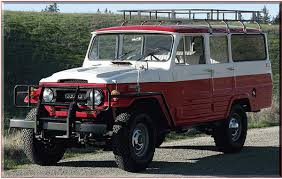 land cruiser pickup v8 vintage monday toyota fj45 land cruiser off road xtreme