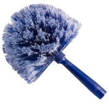 Cornice Cleaning Brush Synthetic Ettore Cobweb