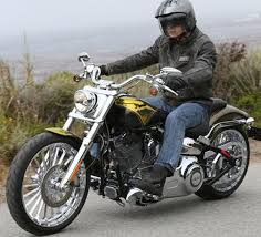 harley davidson 2013 breakout cvo in pagan gold paint marks 110th