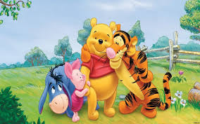 wallpaper resolution disney cartoon winnie pooh hd