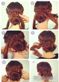 hairstyles with steps wedding updos step by step step by step updo hairstyles bkaugf