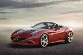 Ferrari California Back - new ferrari california t rendered with fixed roof