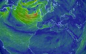 earth wind map center for data innovation a satellite s eye view of earth s wind