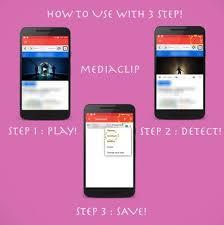 media clip pro apk media clip downloader apk free tools app for