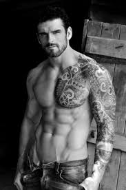 guy sleeve tattoo 1000 geometric tattoos ideas