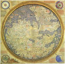 Self Adhesive Old World Map History Of Cartography Wikipedia