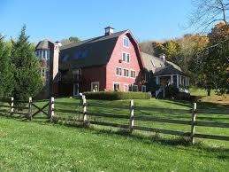 Red Barn Real Estate For Sale An Old Red Barn Converted Into A House