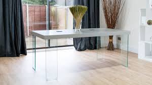 Rectangle Glass Dining Table Set Large Rectangle Glass Dining Table Bedroom And Living Room Image