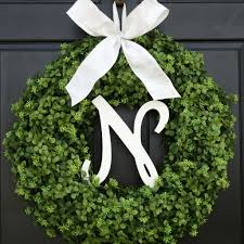 artificial boxwood wreath all season artificial boxwood wreath