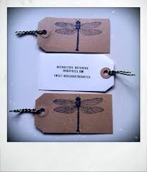 Make A Calling Card - diy luggage tag business cards business cards business and