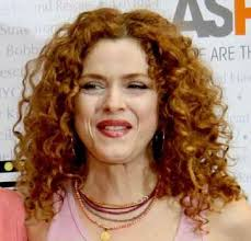 bernadette hairstyle how to bernadette peters curly hairstyle hairstyles fashion blog