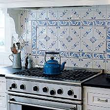 28 hand painted tiles for kitchen backsplash kitchen