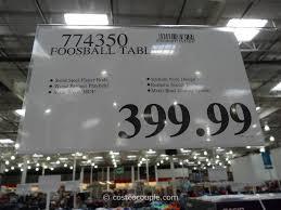 well universal foosball table foosball table