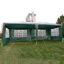 Party Canopies For Rent by 10 U0027 X 20 U0027 Outdoor Canopy Heavy Duty Party Wedding Tent Canopies