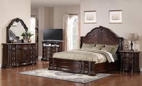 King Size Bed Sets On Sale Edington Panel Bedroom Set From Samuel Lawrence 8328 252 259 508