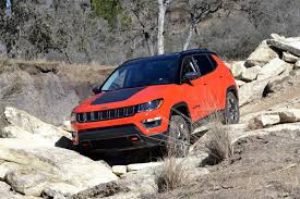 jeep compass 2017 trailhawk 2017 jeep compass first drive off road com blog