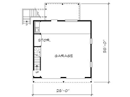 2 Car Garage Apartment Floor Plans Garage Apartment Plans 2 Car Garage Apartment Design 008g 0002