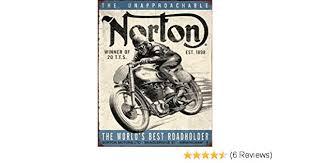 wine a you ll feel better sign1800 gift baskets large norton motorbike bike garage norton retro metal tin wall