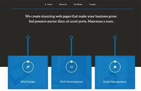 20 free responsive html5 css3 onepage templates ninodezign com