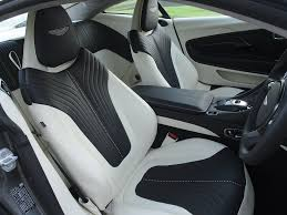 aston martin cars interior stock tom hartley jnr