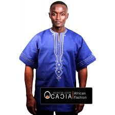 ocacia nosa blue guinea linen embroidery traditional modern