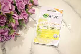 Masker Garnier Lemon garnier lightening peel mask skincare review blossom shine
