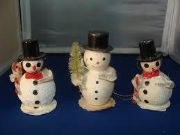 Retro Paper Christmas Decorations - 256 best snowman love images on pinterest christmas snowman