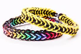 bracelet rainbow looms images Oliver queen rainbow loom bracelet tutorial intermediate jpg