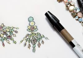 J Crew Crystal Beaded Chandelier How It U0027s Done The Statement Earring U2013 J Crew Blog