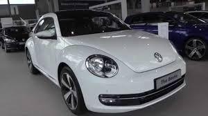 volkswagen beetle white 2017 volkswagen beetle 2016 in depth review interior exterior youtube