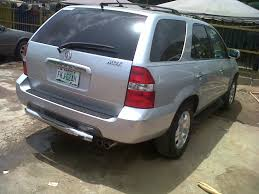 jeep acura a registered acura mdx jeep for sale 20002 model autos nigeria