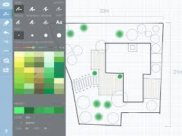 landscape design in concepts 2 0 smarter sketching ipad the