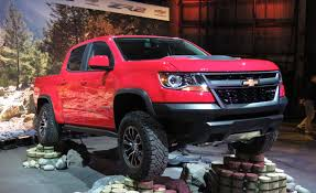 chevy colorado silver 2017 chevrolet colorado zr2 photos and info u2013 news u2013 car and driver