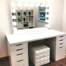 makeup dressing table with mirror dressing table without mirror acoa2015 com