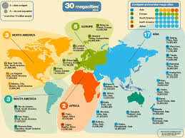 Middle And South America Map by Megacities Green U0026 Sustainable Pinterest Sustainable