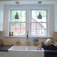 elegant kitchen lights over the sink taste