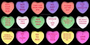 conversation hearts s day candy for honest