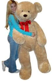 big bears for valentines day valentines day ultimate gift 5 foot stuffed teddy a