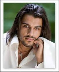 male models with long straight hair what is it about men with long hair bad boy charm we find
