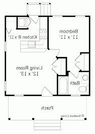 1 Bedroom House Plans by Home Design 87 Charming Very Small House Planss