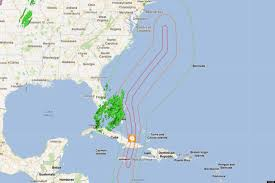 Map Of East Coast Florida by Hurricane Sandy Path Map Tracks Direction Of Deadly Storm As It