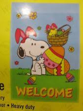 snoopy garden flags ebay
